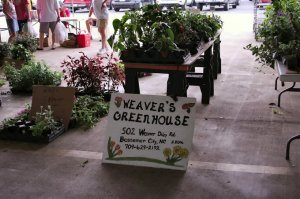 Weaver's Greenhouse