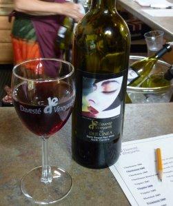 Daveste Winery's 2008 Dulcinea