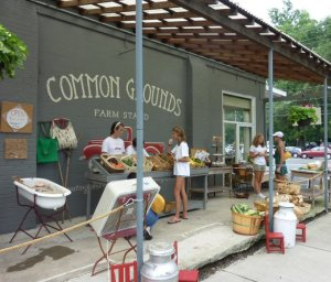 Common Grounds Farm Stand