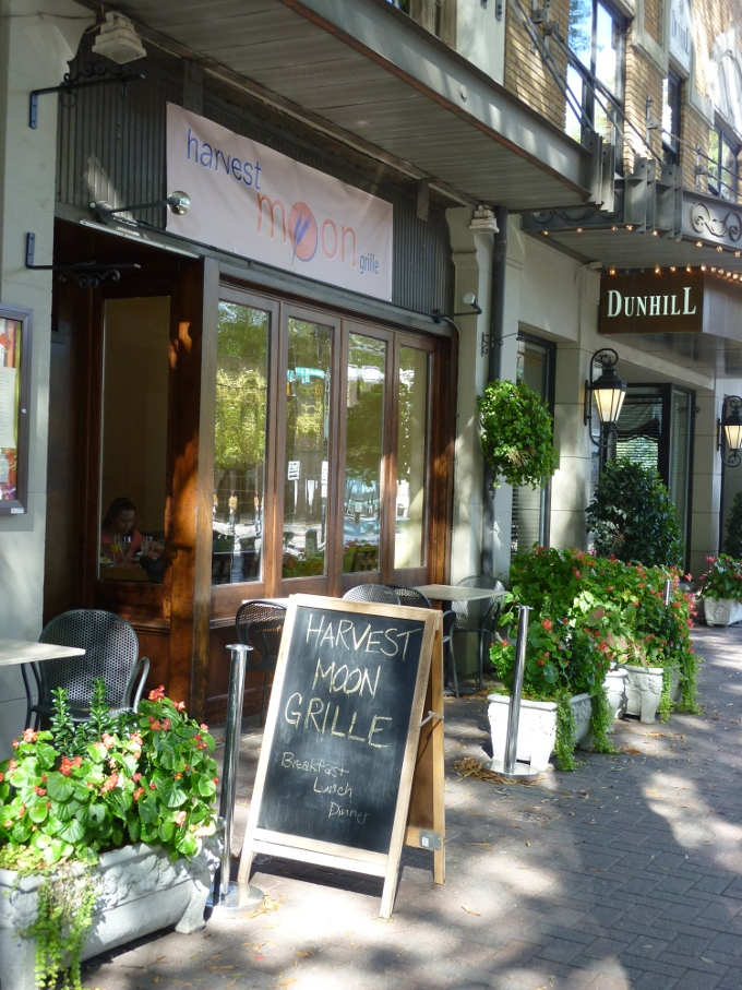Harvest Moon Grille Restaurant Charlotte Nc