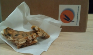 Bacon Peanut Brittle from Harvest Moon Grille