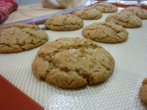 M.E.'s Doughboy Cookies
